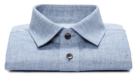 CHAMBRAY CUSTOM OXFORD SHIRT