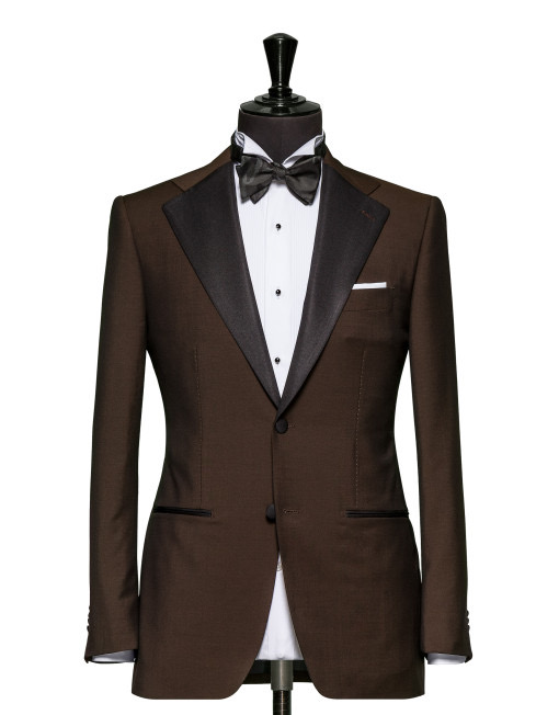 Brown Custom Tuxedos